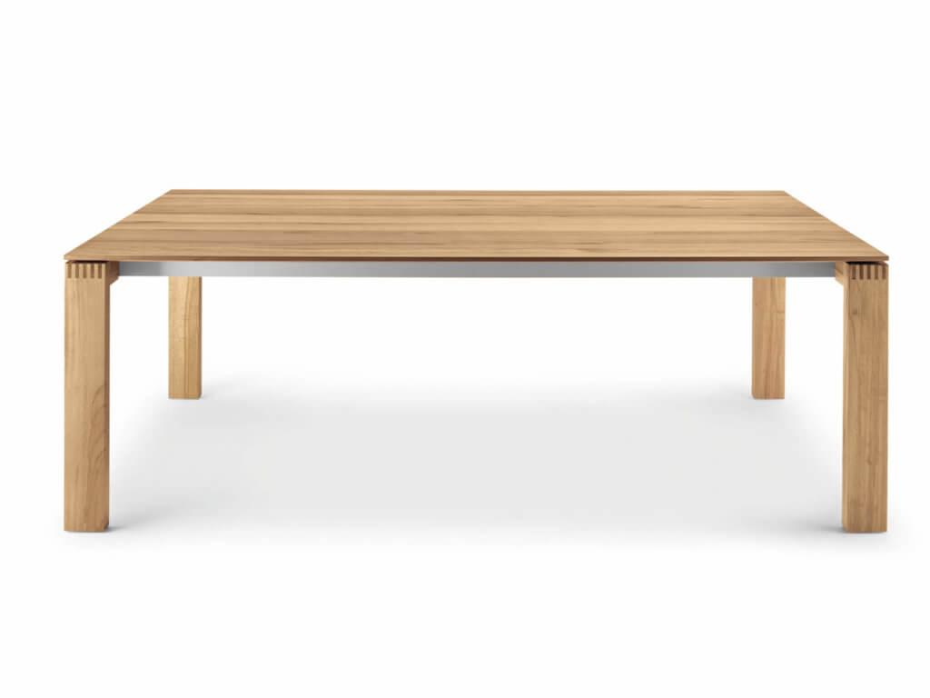 Tisch VITO | Eiche massiv | Fuss Vito