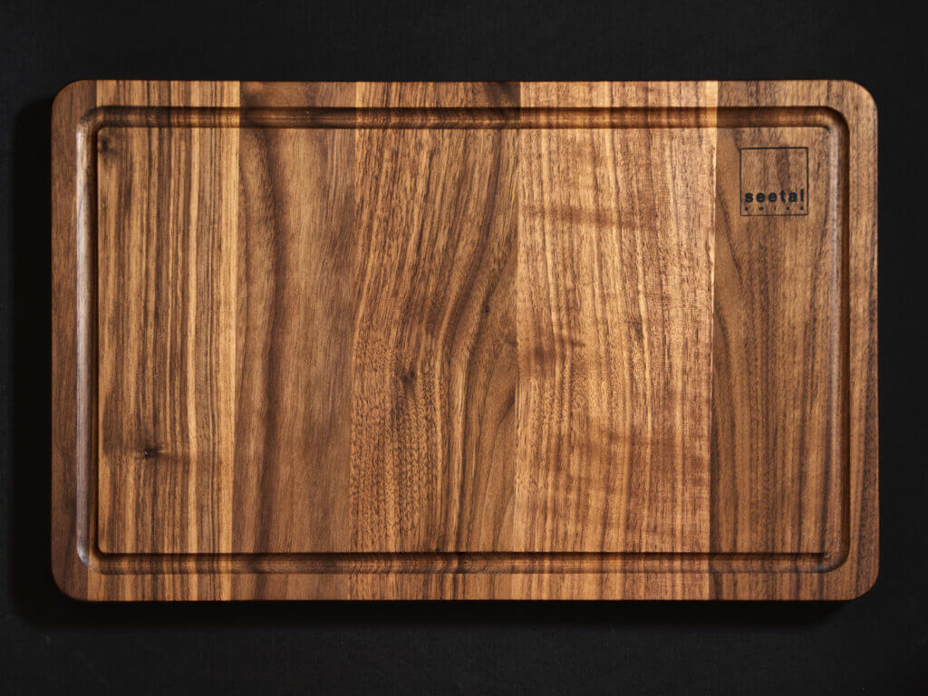 Breadboard american walnut solid